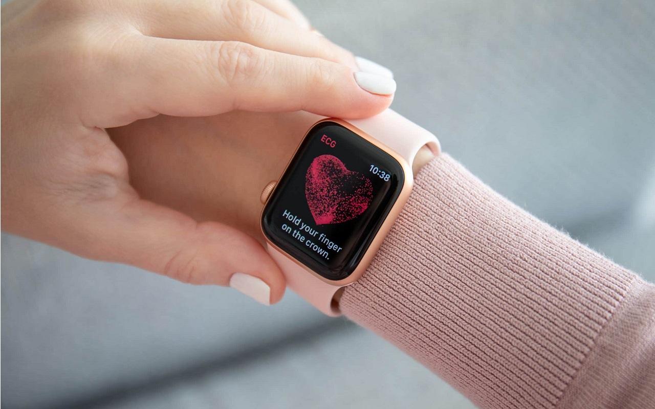 apple ecg coração apple watch