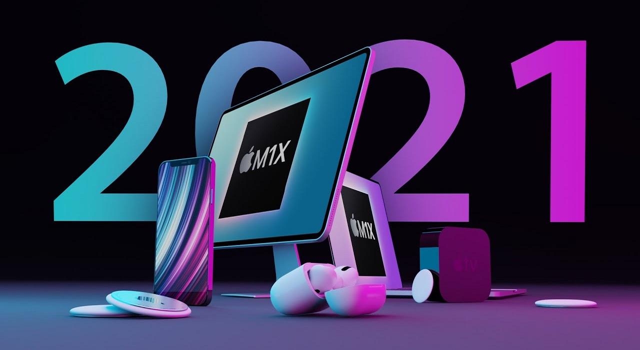 apple lançamentos 2021