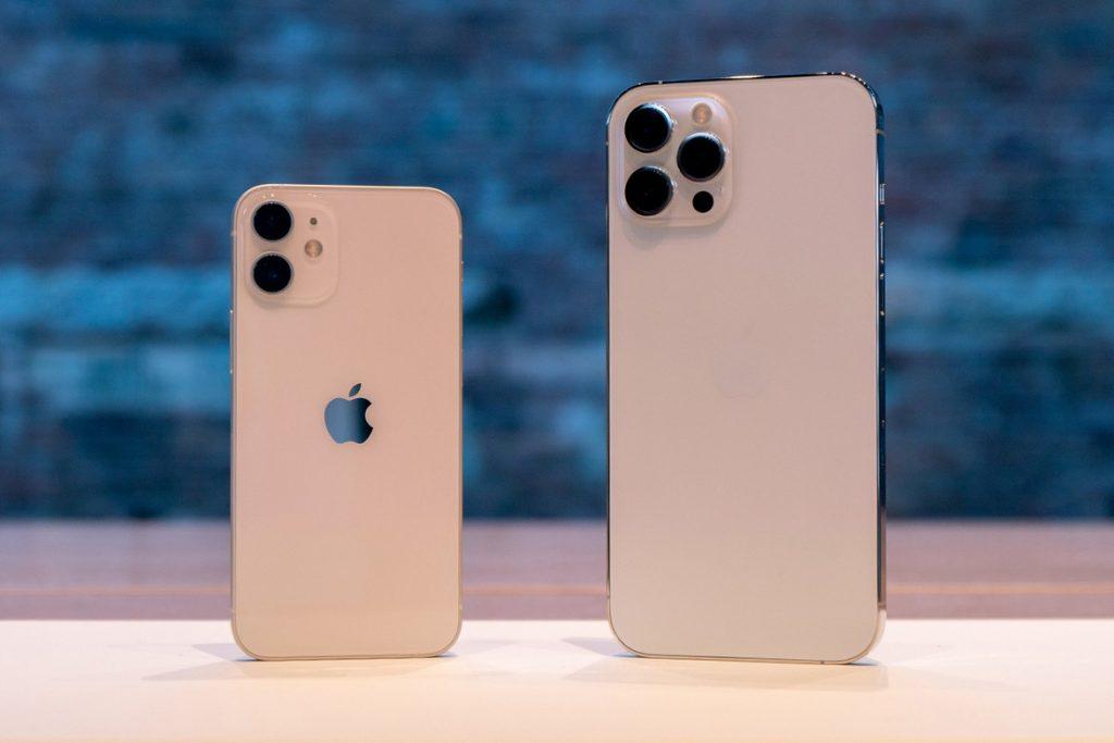 comparacao Porque todo mundo quer um iPhone 12?