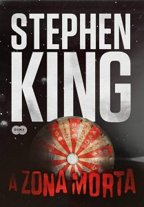 Capa do livro A Zona Morta de Stephen King