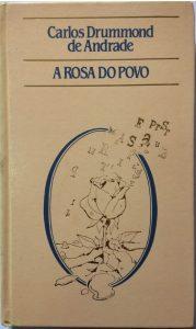 Capa do livro A Rosa do Povo