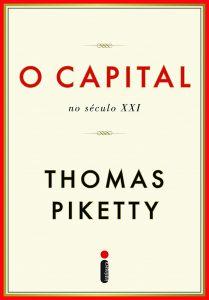 Capa do livro O Capital no século XXI