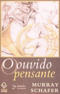 Capa do livro O ouvido pensante