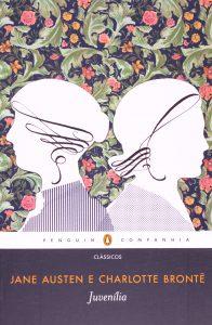 Capa do livro Juvenília