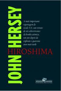 Capa do livro de História: Hiroshima