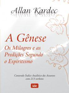 Capa do livro A Gênese