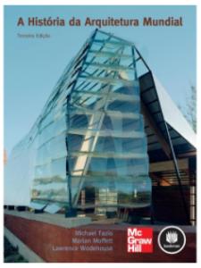 Capa do livro A História da arquitetura mundial