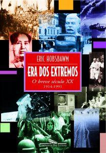Capa do livro Era dos Extremos O breve Século XX