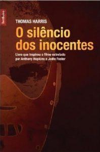 Capa do livro O silêncio dos inocentes