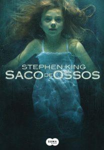Capa do livro Saco de Ossos de Stephen King