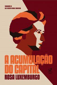 Capa do livro A Acumulação do Capital