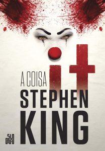 Capa do Livro It: a coisa de Stephen King