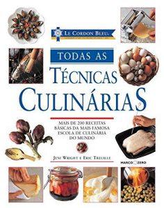 Capa do livro Le Cordon Bleu Todas as técnicas culinárias