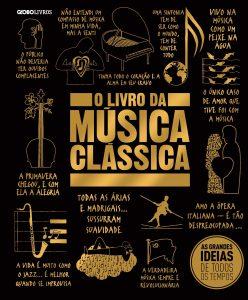 Capa da obra O Livro da Música Clássica