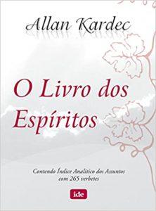 Capa do livro O Livro dos Espíritos