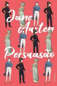 Capa do livro Persuasão