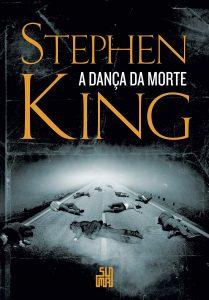 Capa do livro A Dança da Morte de Stephen King