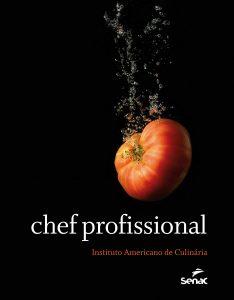 Capa do livro Chef profissional