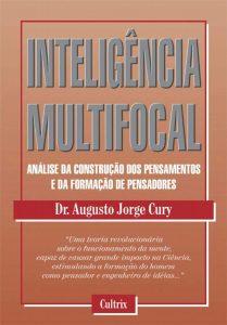 Capa do livro Inteligência Multifocal - Análise da Construção dos Pensamentos e da Formação de Pensadores