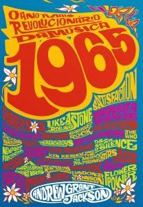 Capa do livro 1965: O Ano Mais Revolucionário da Música