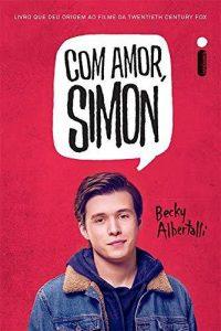 Capa do livro Com Amor, Simon