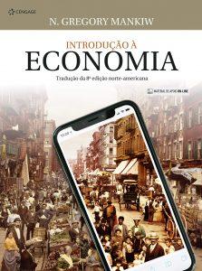 Capa do livro Introdução à Economia