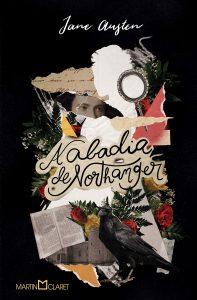 Capa do livro A Abadia de Northanger
