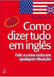 Capa do livro Como dizer tudo em inglês