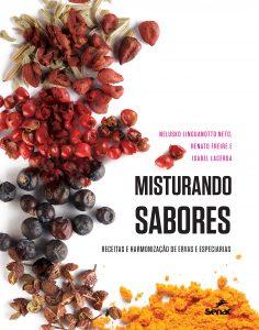 Capa do livro Misturando sabores