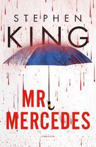 Capa do livro Mr. Mercedes