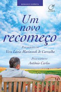 Capa do livro Um novo recomeço