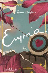 Capa do likvro Emma