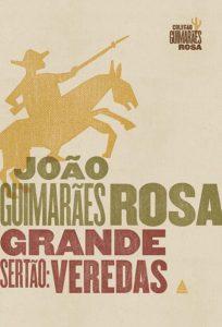Capa do livro Grande Sertão Veredas