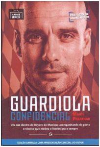 Capa do livro Guardiola confidencial