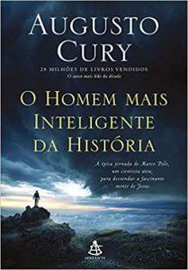 Capa do livro O Homem mais Inteligente da História