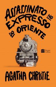 Capa do livro Assassinato no Expresso do Oriente
