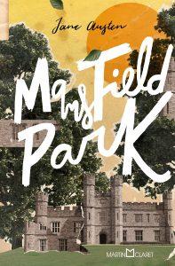 Capa do livro Mansfield Park