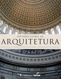 Capa do livro História global da arquitetura