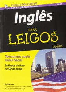Capa do livro Inglês Para Leigos (Megakit)