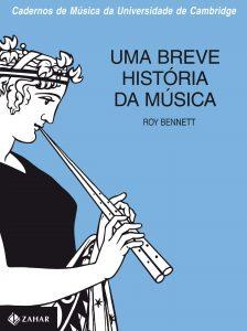 Capa do livro Uma breve história da música
