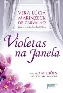 Capa do livro Violetas na Janela