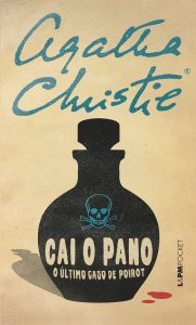 Capa do livro Cai o piano