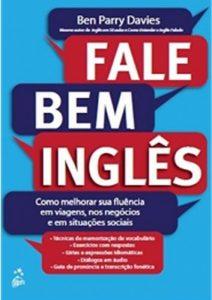 Capa do livro Fale bem inglês