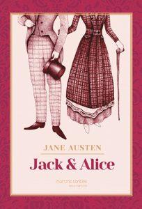 Capa do livro Jack & Alice