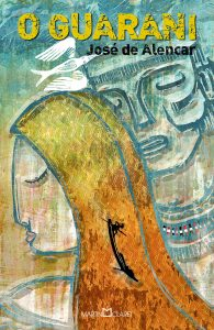 Capa do livro O Guarani