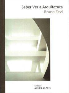 Capa do livro Saber ver a arquitetura