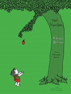 Capa do livro A árvore generosa
