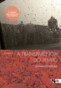 Capa do livro A transparência do tempo