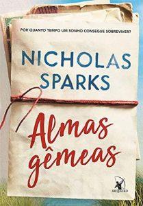 Capa do livro Almas gêmeas de Nicholas Sparks