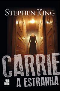 Capa do livro Carrie: A Estranha de Stephen King